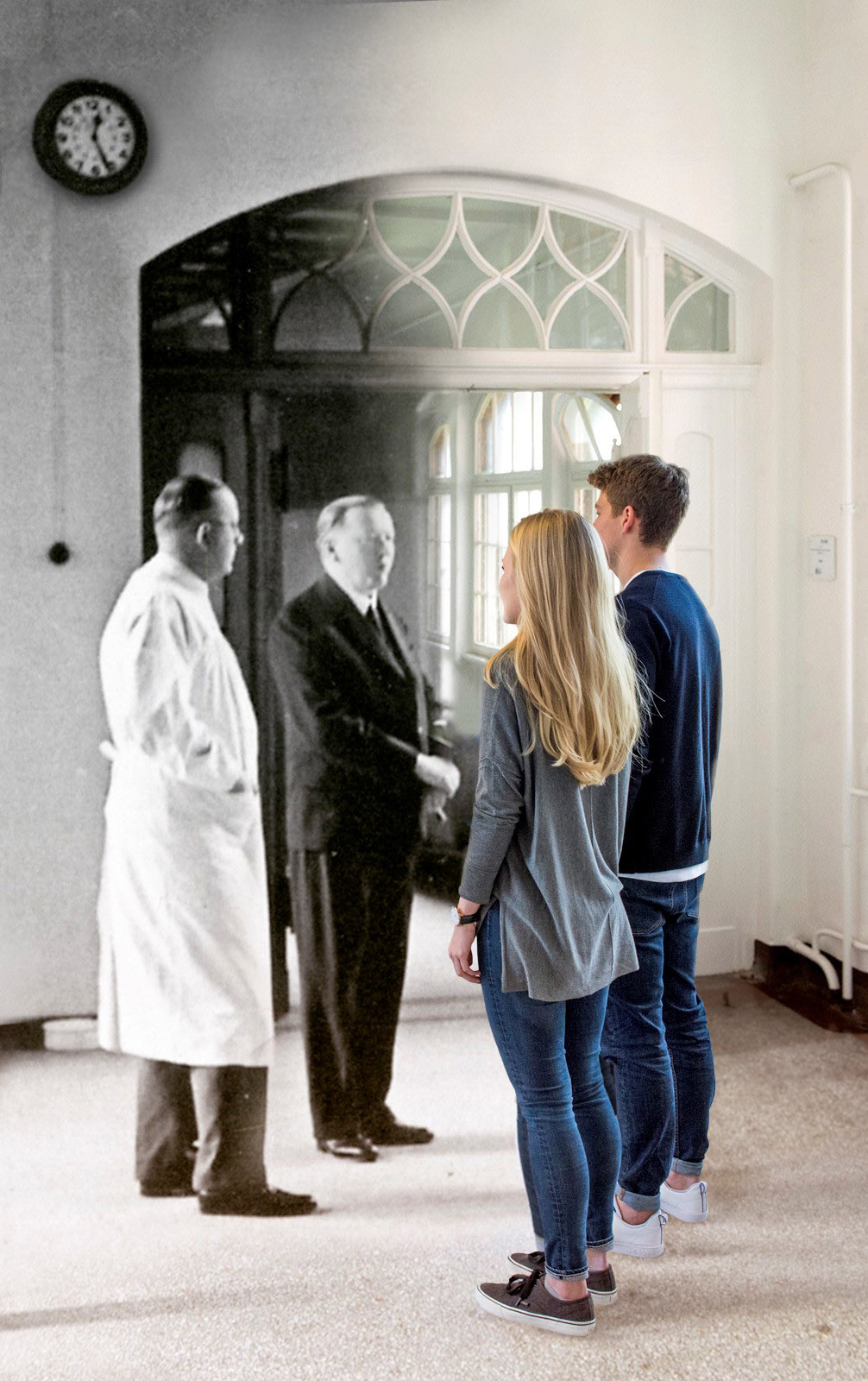 "Friede Springer Stiftung – Friede Springer Stiftungs-Gastprofessur ""Medical Humanities"" (GeDenkOrt Charité)"