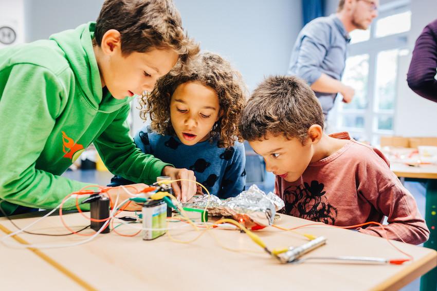 Friede Springer Stiftung – Stiftung Haus der Kleinen Forscher