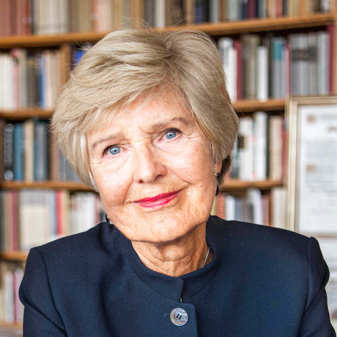 Dr. Dr. h.c. Friede Springer Vorstandsvorsitzende